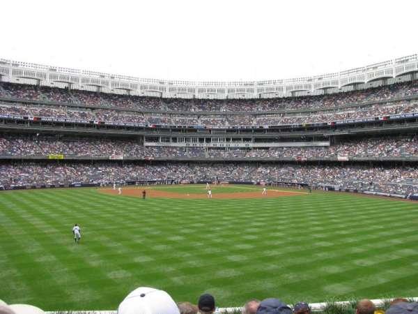Yankee Stadium, secção: 239, fila: 7, lugar: 9