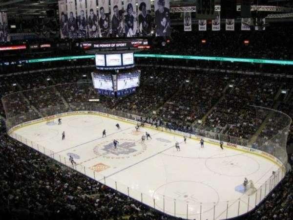 Scotiabank Arena, secção: 306, fila: 12