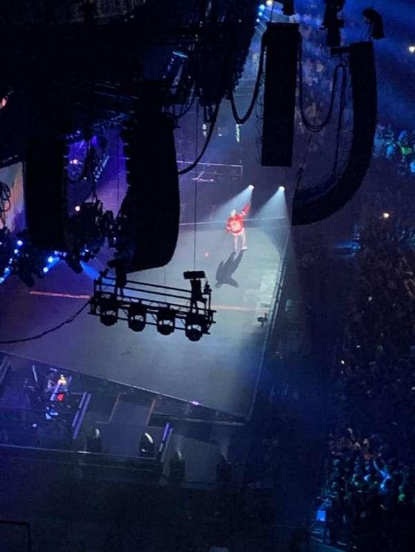 Little Caesars Arena, secção: 228, fila: 11, lugar: 15