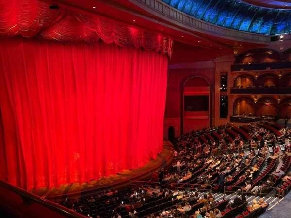 O Theatre, secção: 200, fila: L, lugar: 215