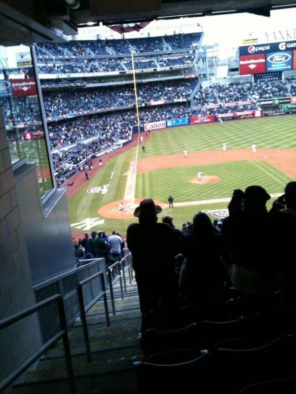 Yankee Stadium, secção: 217, fila: Standing B, lugar: N/A