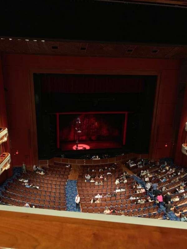 Au-Rene Theatre at the Broward Center, secção: Balc L, fila: A, lugar: 119