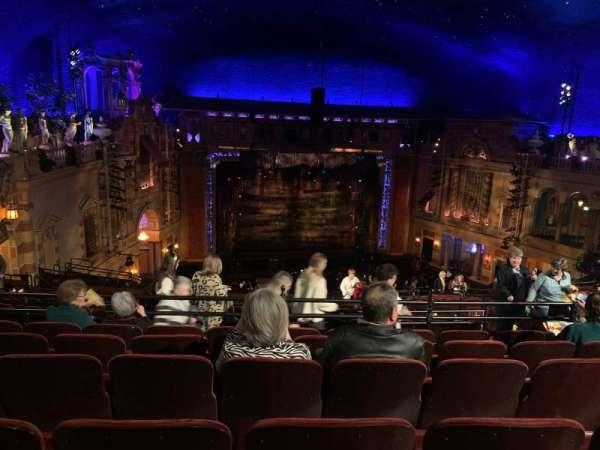 Saenger Theatre (New Orleans), secção: Balcony L, fila: P, lugar: 15