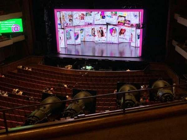Jaeb Theater at The Straz, secção: Balcony 4, fila: B, lugar: 139
