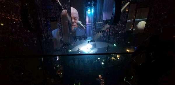 Madison Square Garden, secção: 319, fila: BS3, lugar: 20