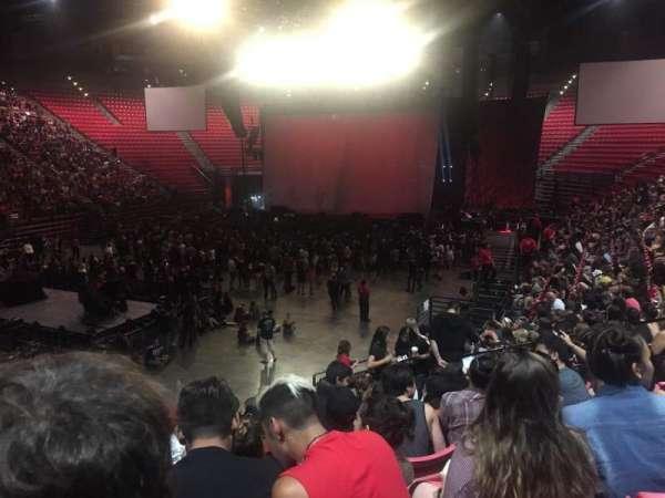 Viejas Arena, secção: C, fila: 16, lugar: 8