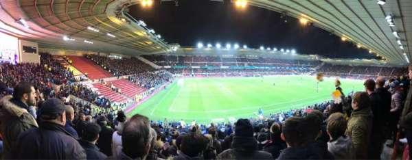 Riverside Stadium, secção: 47, fila: 22, lugar: 230