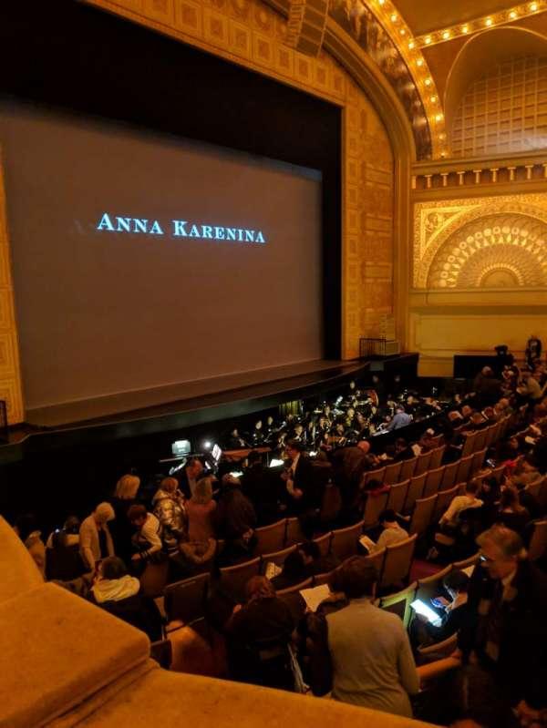 Auditorium Theatre, secção: LBXL3, fila: 1, lugar: 1-2