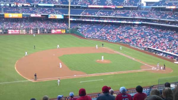 Citizens Bank Park, secção: 230, fila: 9, lugar: 13