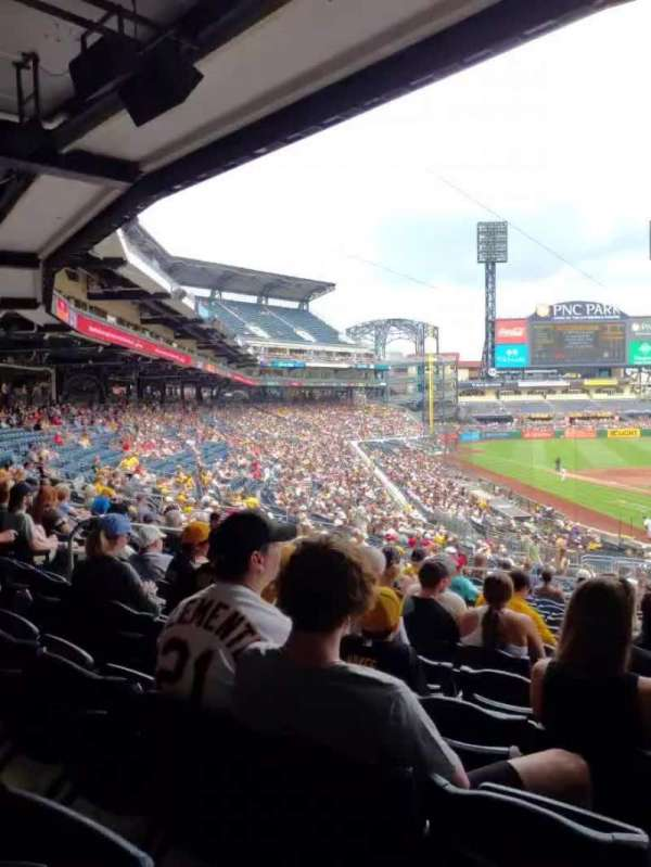 Video from PNC Park