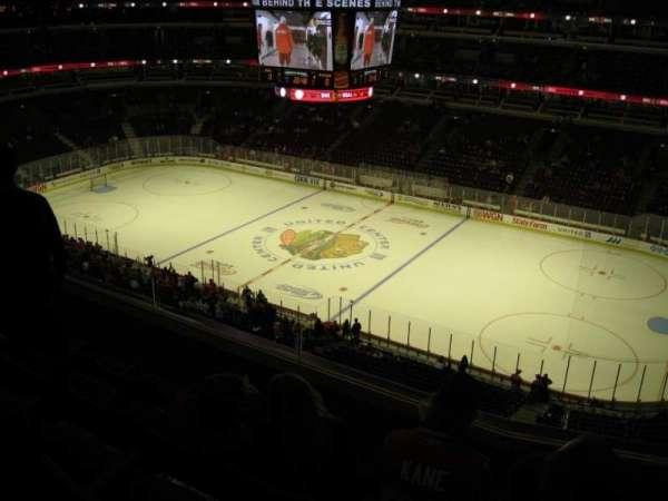 United Center, secção: 315