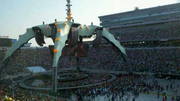 Spartan Stadium, secção: 6