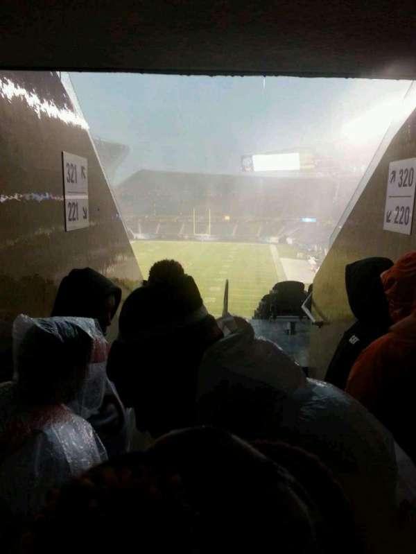 Soldier Field, secção: 321