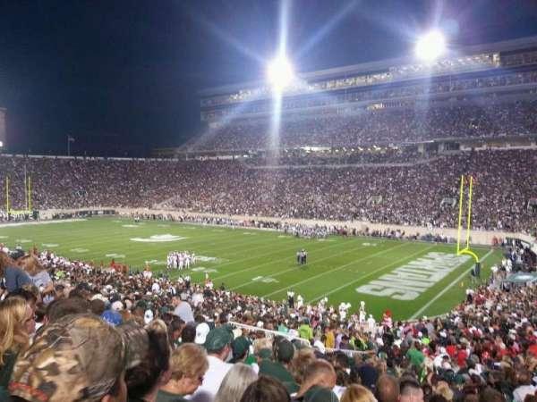 Spartan Stadium, secção: 5, fila: 41, lugar: 25