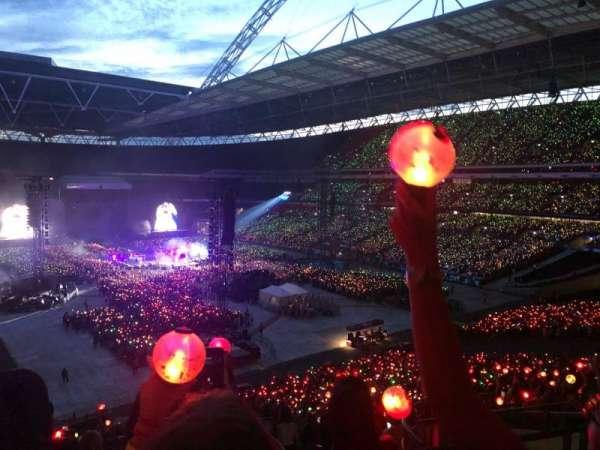 Wembley Stadium, secção: 217, fila: 15, lugar: 92
