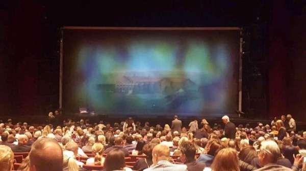 San Diego Civic Theatre, secção: dress circle, fila: a, lugar: 6