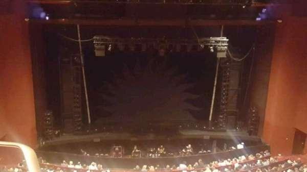 San Diego Civic Theatre, secção: balcony c, fila: p, lugar: 13