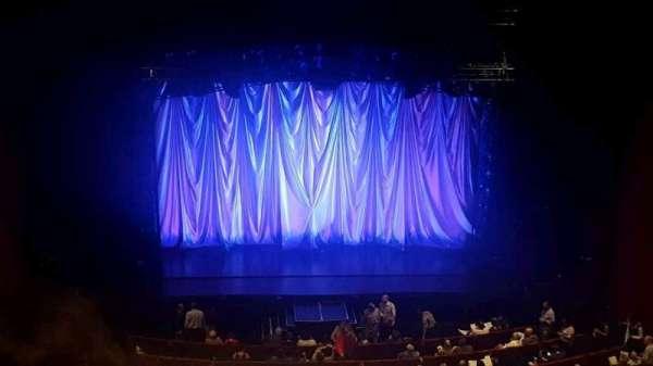 San Diego Civic Theatre, secção: balcony c, fila: p, lugar: 7