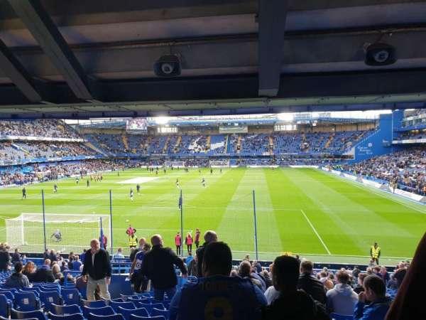 Stamford Bridge, secção: Matthew Harding Lower 11, fila: EE, lugar: 47