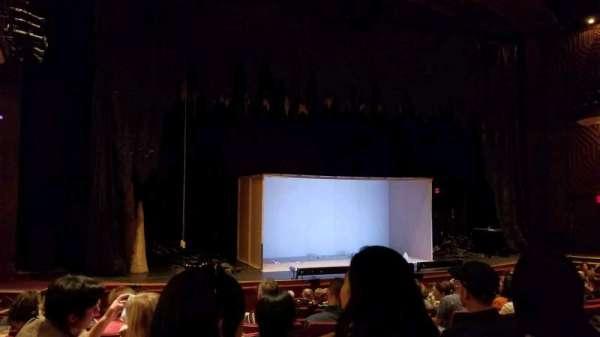 Skirball Center for the Performing Arts, secção: Orchestra Left, fila: N, lugar: 10