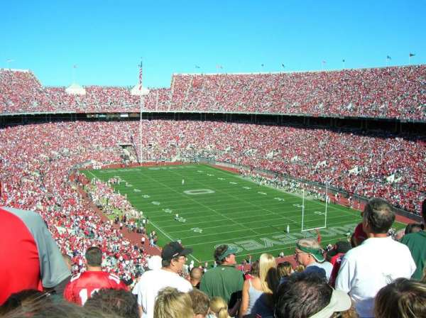 Ohio Stadium, secção: 31B