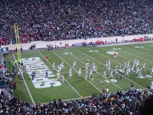Spartan Stadium, secção: 27, fila: 63, lugar: 24
