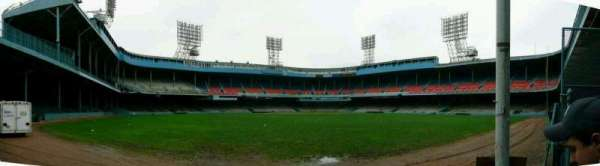 Old Tiger Stadium, secção: Lower Bleacher