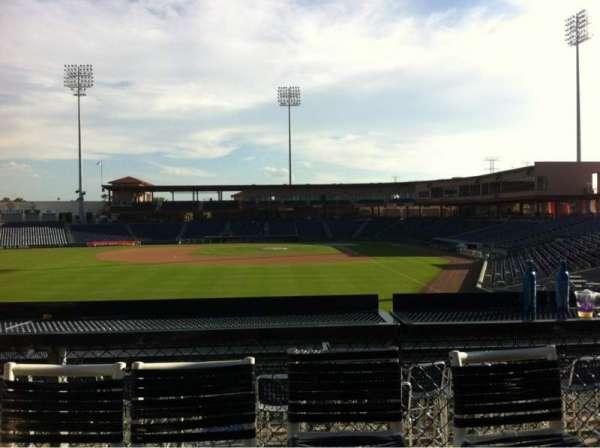 BayCare Ballpark, secção: Frenchy's