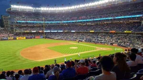 Yankee Stadium, secção: 227A, fila: 9, lugar: 10