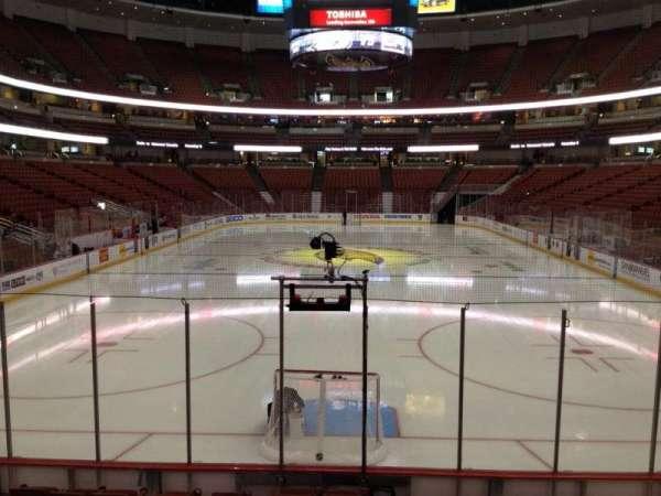 Honda Center, secção: 201, fila: K, lugar: 7