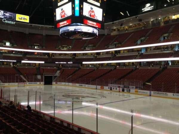 Honda Center, secção: 205, fila: K, lugar: 6