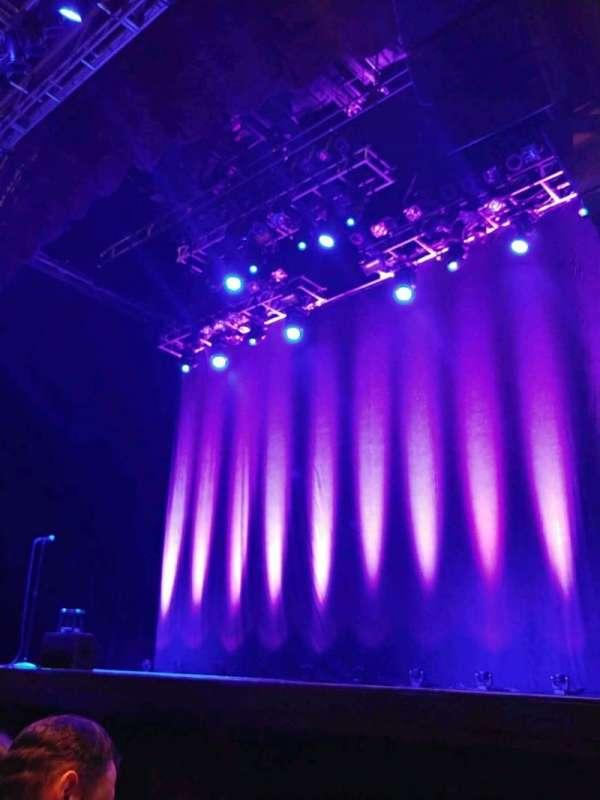 Hard Rock Live Orlando, secção: CENTER, fila: B, lugar: 4