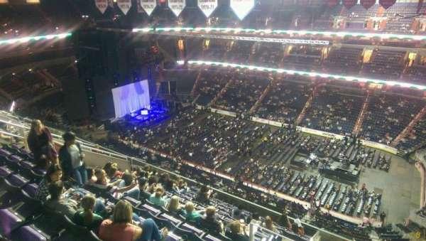 Capital One Arena, secção: 402, fila: N, lugar: 19