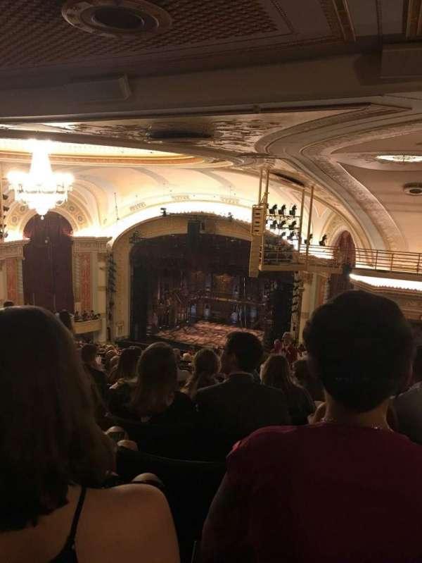 KeyBank State Theatre, secção: Balcony Right Center, fila: CC, lugar: 803