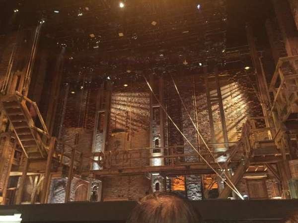 Orpheum Theatre (San Francisco), secção: Orchestra RC, fila: B, lugar: 110