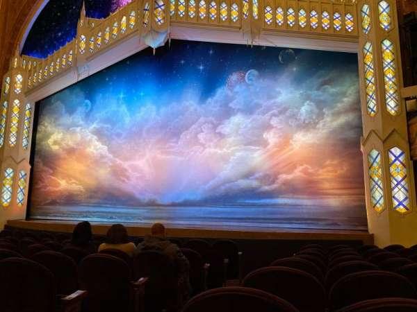 Eugene O'Neill Theatre, secção: Orchestra R, fila: J, lugar: 2