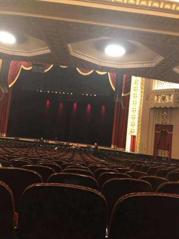 Stifel Theatre, secção: Orchestra Right Center, fila: BB, lugar: 14