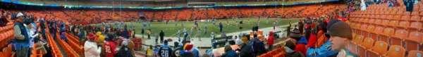 Arrowhead Stadium, secção: 101, fila: 6, lugar: 23