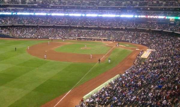 American Family Field, secção: Club seat