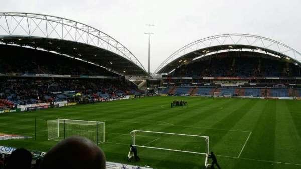 John Smith's Stadium, fila: x, lugar: 29