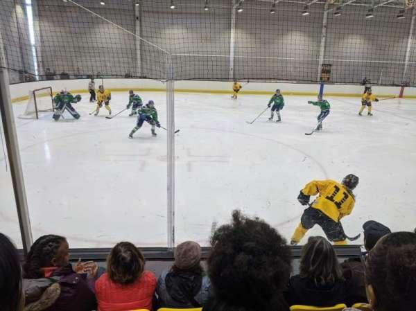 Warrior Ice Arena, secção: 5, fila: D, lugar: 11