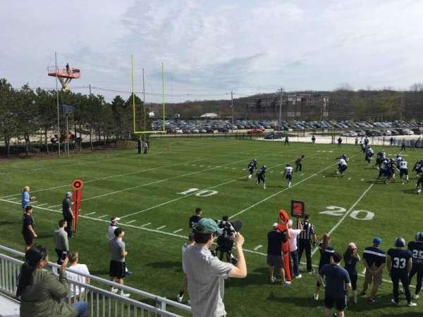 Meade Stadium, secção: 7, fila: F, lugar: 16