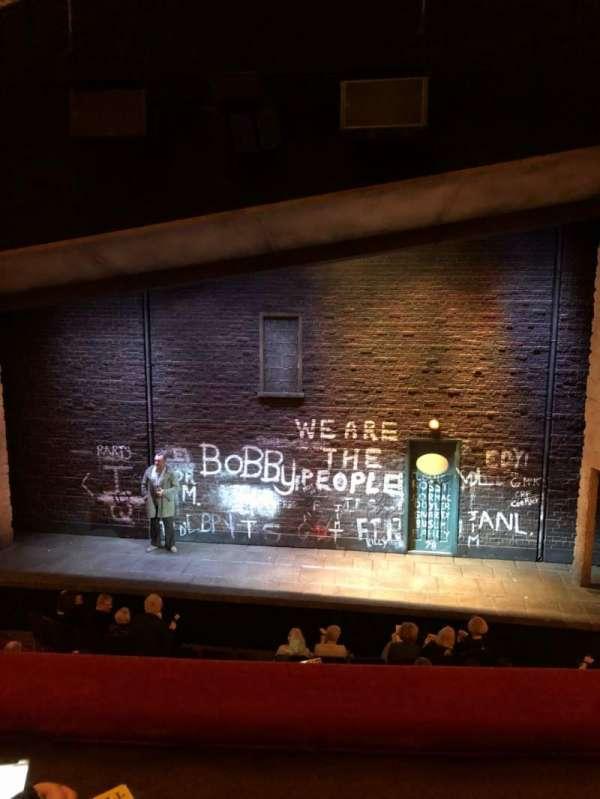 Bernard B. Jacobs Theatre, secção: Mezzanine C, fila: B, lugar: 103