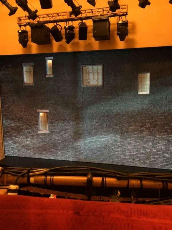 John Golden Theatre, secção: Front Mezzanine R, fila: A, lugar: 110