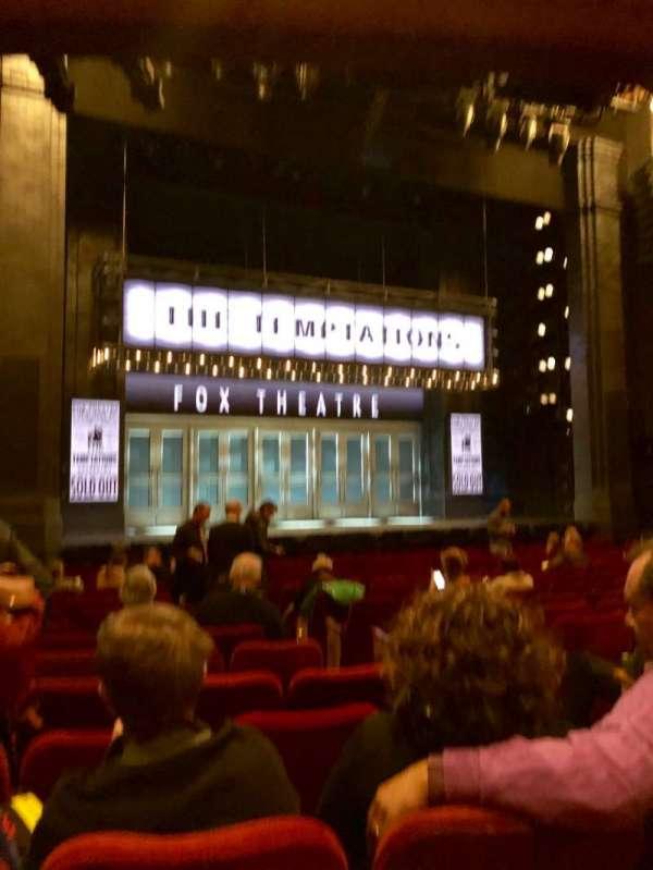Imperial Theatre, secção: Orchestra L, fila: N, lugar: 7