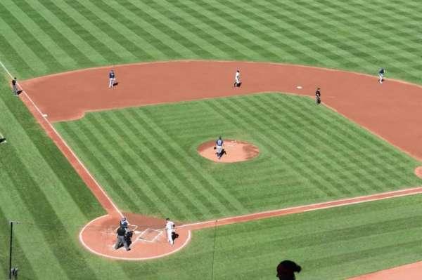 Oriole Park at Camden Yards, secção: 332, fila: 14, lugar: 4