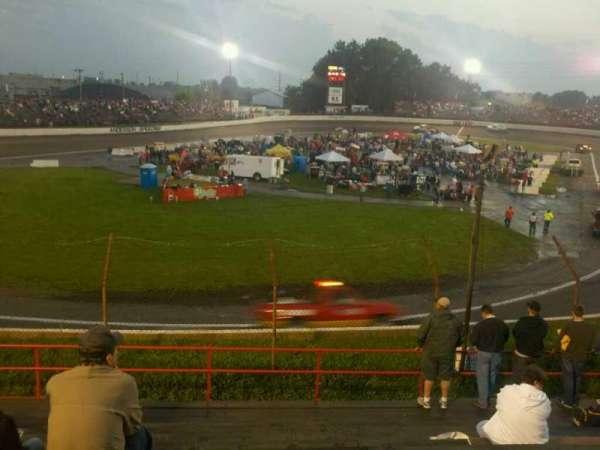 Anderson Speedway, secção: j, fila: 14, lugar: 18