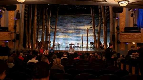 Gerald Schoenfeld Theatre, secção: Orchestra C, fila: Q, lugar: 111-112
