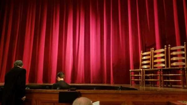 The Playhouse Theatre at the Abrons Art Center, secção: Orch, fila: C, lugar: 13-14