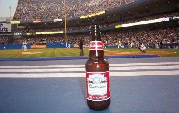 Yankee Stadium, secção: 1, fila: 1, lugar: 1